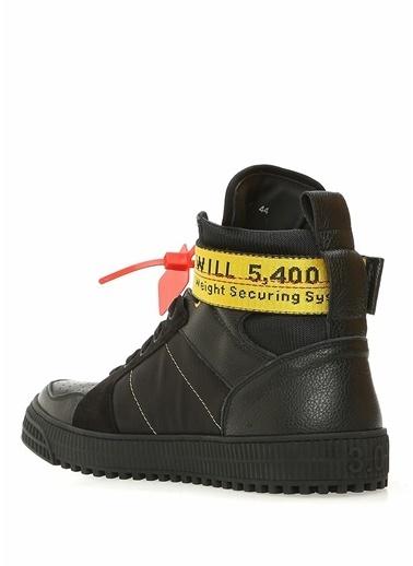 Off-White Sneakers Siyah